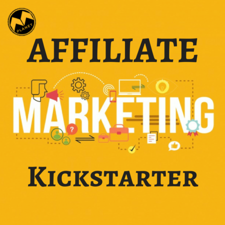 Affiliate Marketing Kickstarter