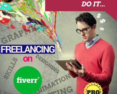 Freelancing on FIVERR