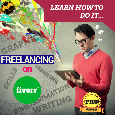 Freelancing on FIVERR
